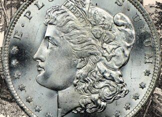 un tesoro monetario nascosto