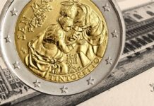 """Due euro dedicati a Tintoretto, """"genio terribile"""" del Cinquecento"""