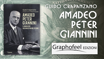 Amadeo Peter Giannini - Libro Graphofeel