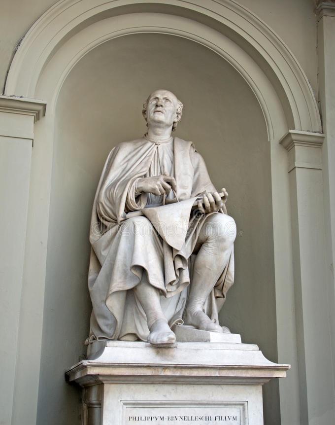 """Filippo Brunelleschi, """"primo architetto moderno"""""""
