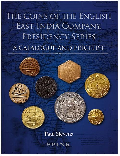Le monete della Compagnia delle Indie Orientali al centro del volume vincente