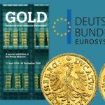 Lingotti e tesori numismatici della Bundesbank in mostra a Francoforte