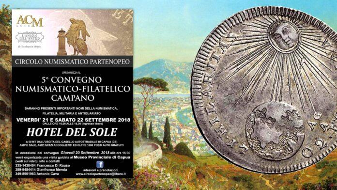 Quinto convegno numismatico partenopeo