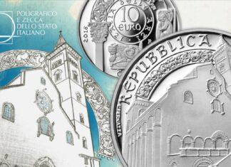 La bianca sentinella della città di Trani si veste d'argento