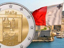 2 euro maltesi