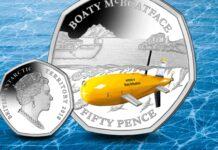 Boaty McBoatface - MOneta