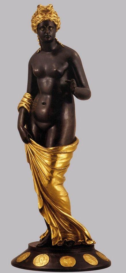 """La """"Venus Felix"""" dell'Antico conservata a Vienna"""