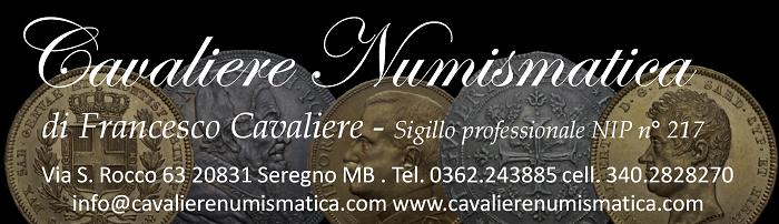 Cavaliere Numismatica - Seregno