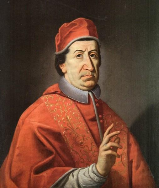 Papa Clemente XI Albani (1700-1721)
