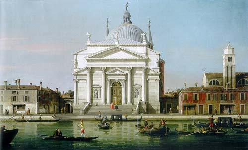 La Chiesa del Redentore, a Venezia, capolavoro del Palladio e modello per molti edifici di culto della città