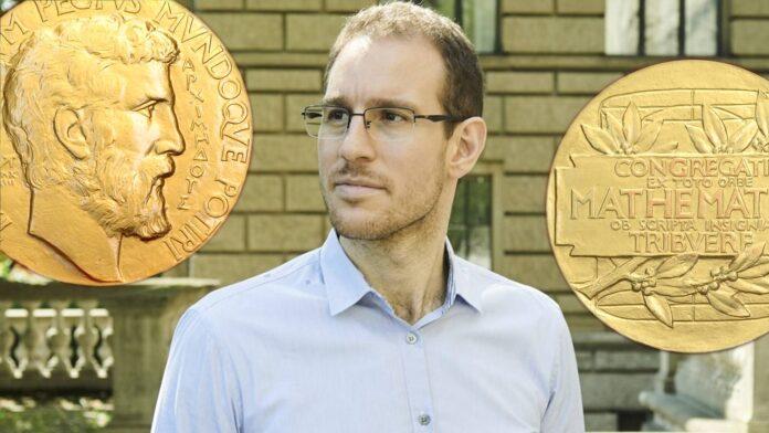 Alla scoperta della Fields Medal tornata