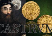 """""""Qui fu Castro..."""": tutte le monete di quell'effimera città ideale"""