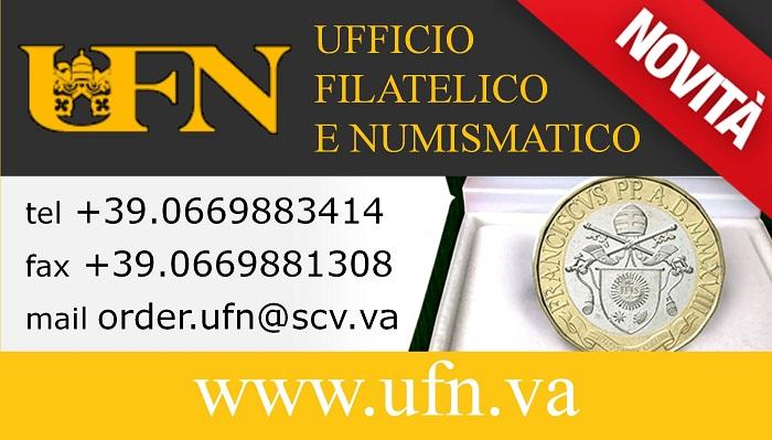 Ufficio Filatelico Numismatico - Stato della Città del Vaticano