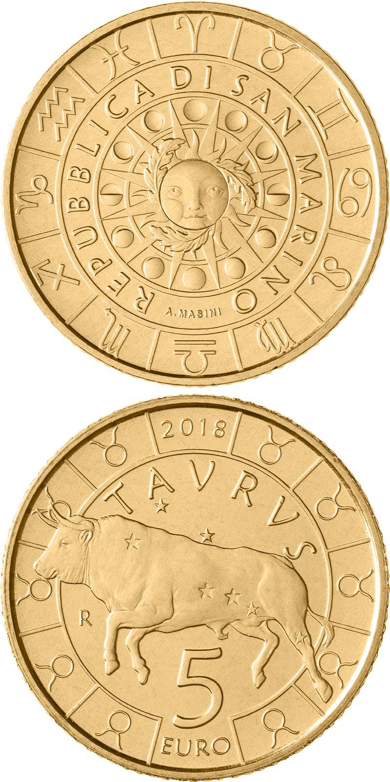 monete realizzate per San marino rovescio