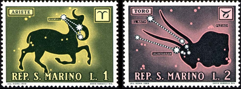 francobollo San Marino