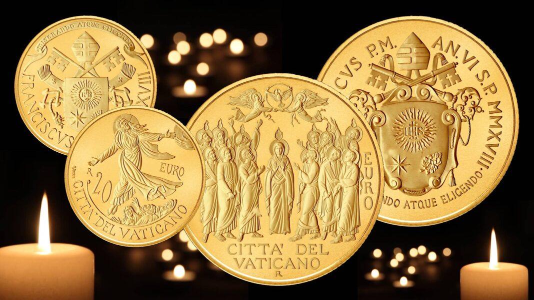 Ascensione e Pentecoste per i 20 e i 50 euro Atti degli Apostoli
