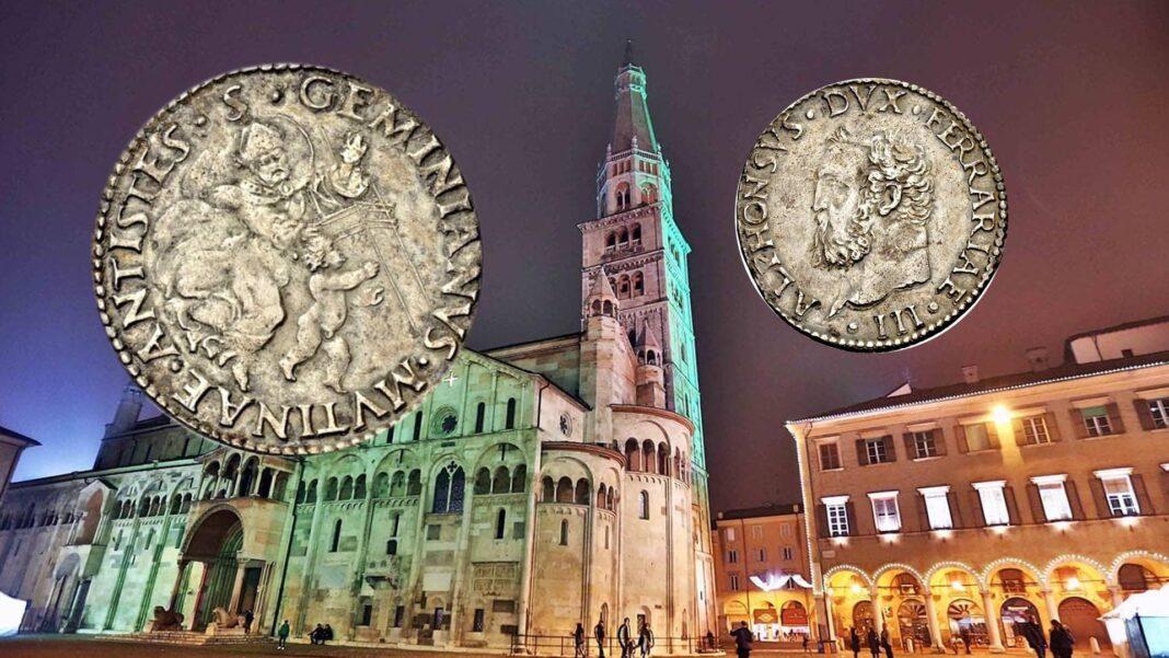 """Un quadro misconosciuto e un """"miracolo numismatico"""" a Modena"""