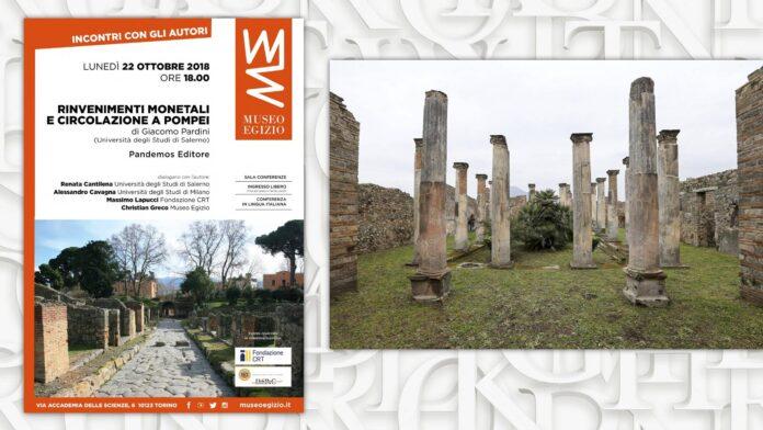 Rinvenimenti monetali e circolazione a Pompei