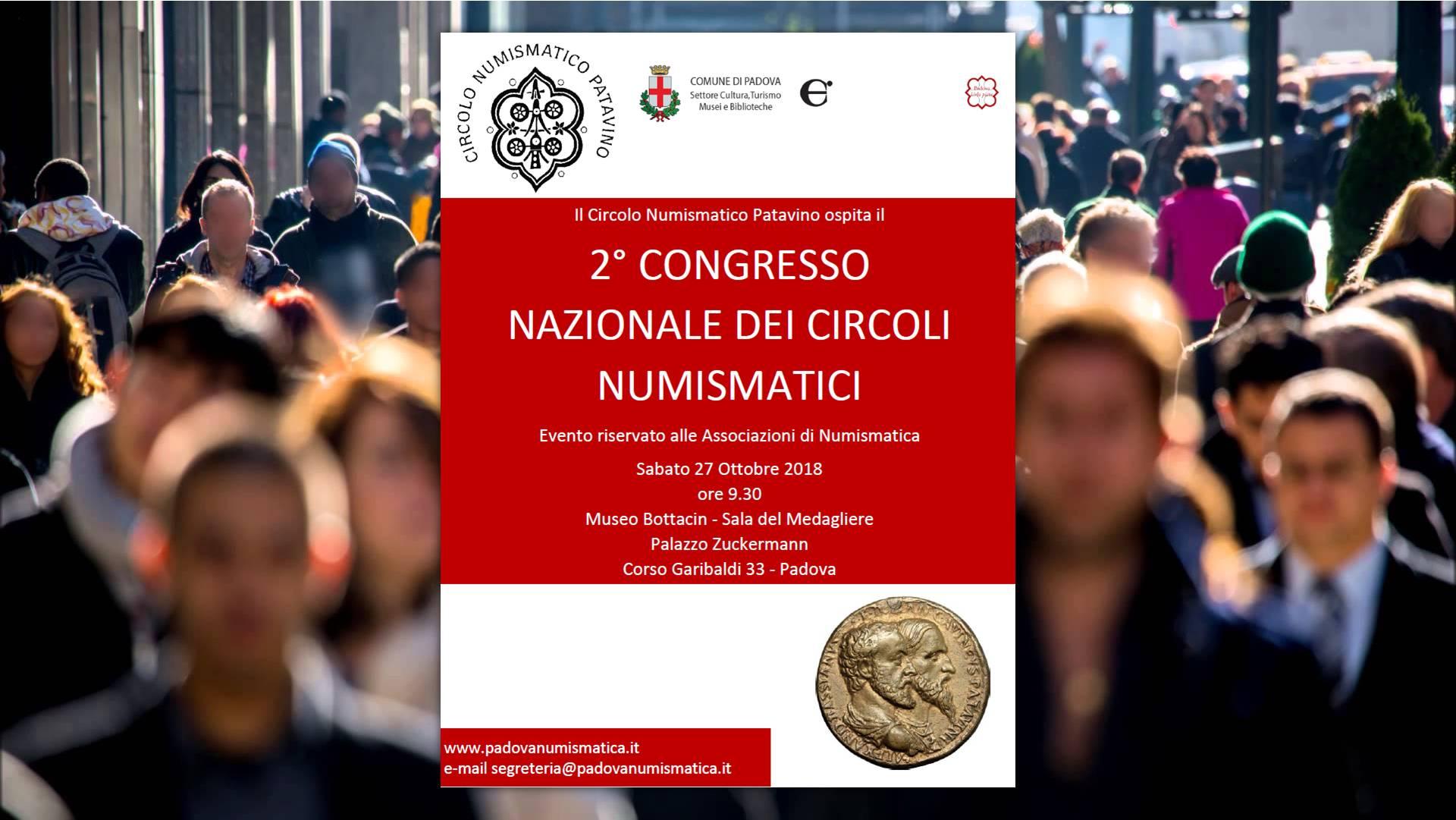 Calendario Aste Padova.Il 27 Ottobre A Padova Il 2 Convegno Dei Circoli