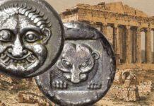 tetradramma ateniese di Stato
