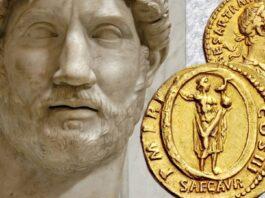 Quell'aureo di Adriano per un compleanno rivolto all'eternità
