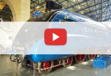 nuova serie dedicata ai treni storici