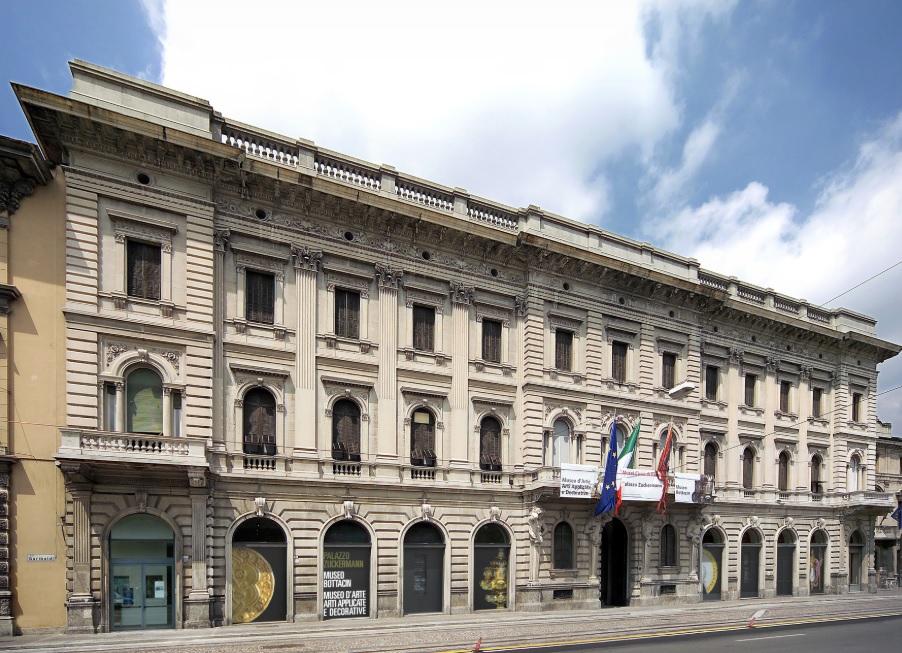 Palazzo Zuckermann a Padova, sede del Museo Bottacin