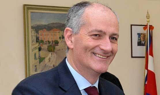 Il prefetto Franco Gabrielli, capo della Polizia di Stato