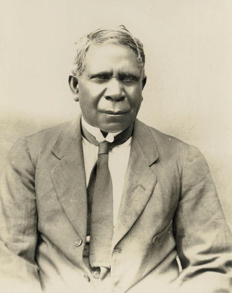David Unaipon, scrittore, inventore e attivista politico aborigeno