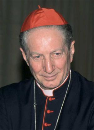 Il cardinale Carlo Maria Martini