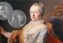 Le medaglie milanesi di Maria Teresa