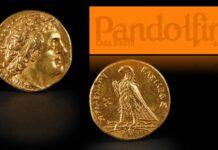 da Pandolfini la numismatica va a braccetto con argenti e libri rari