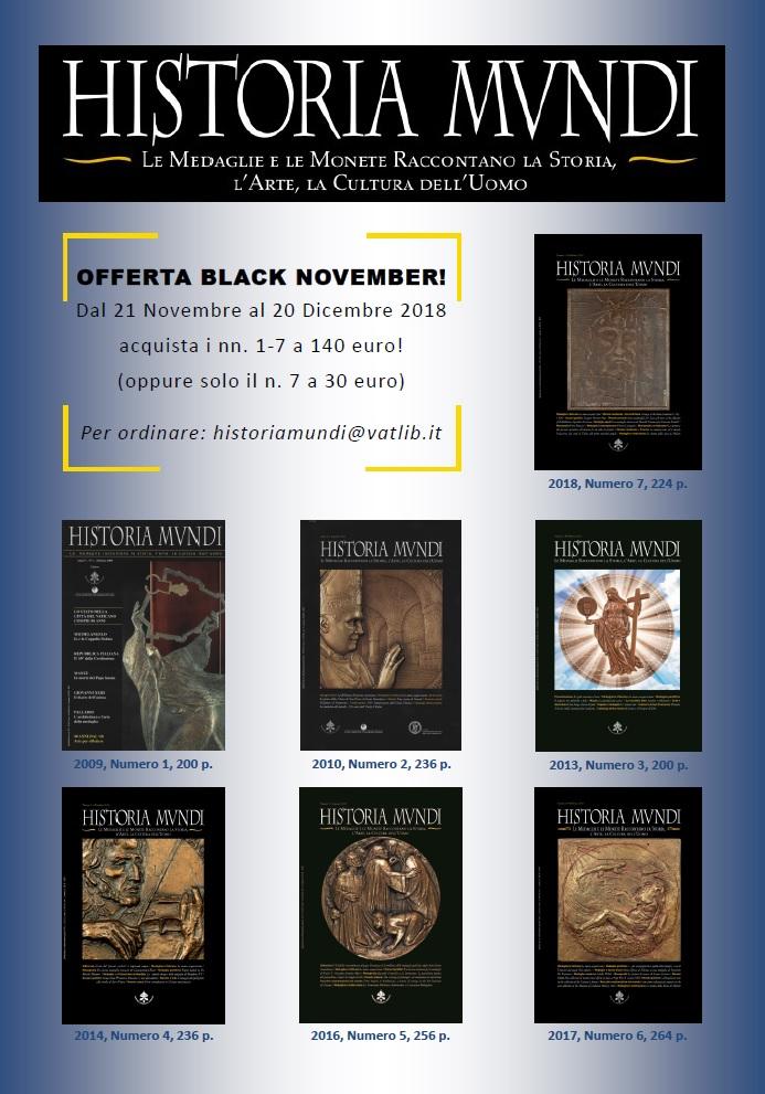"""Historia Mvndi"" è ""Black November!"""