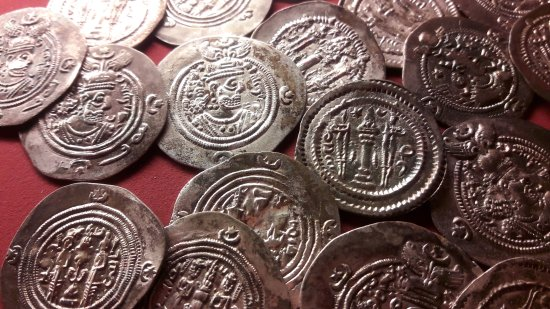 Uno dei tanti tesori numismatici di Museo Bottacin a Padova