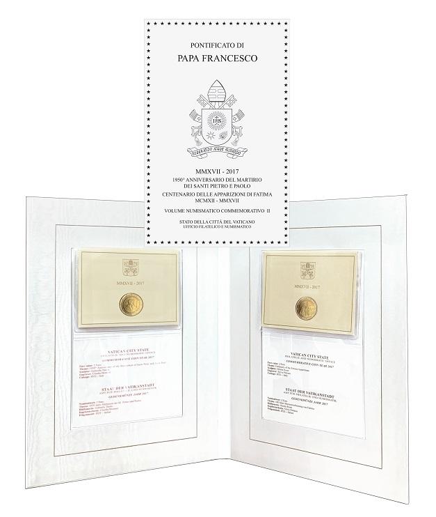 Il volume numismatico 2017 dell'UFN