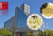 primi 2 euro celebrativi del 2019
