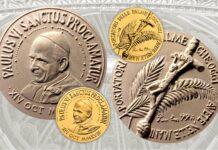 Un oro per san Paolo VI