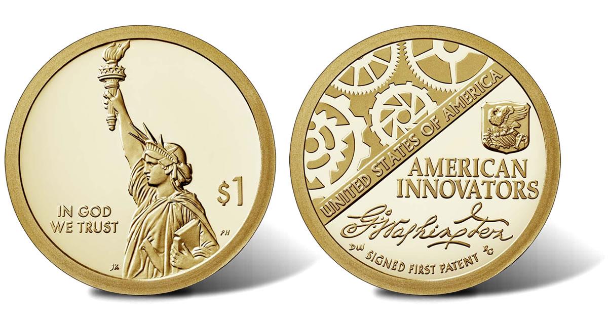 Il primo dollaro dedicato all'innovazione come espressione della civiltà americana