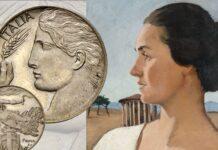 20 centesimi di Leonardo Bistolfi