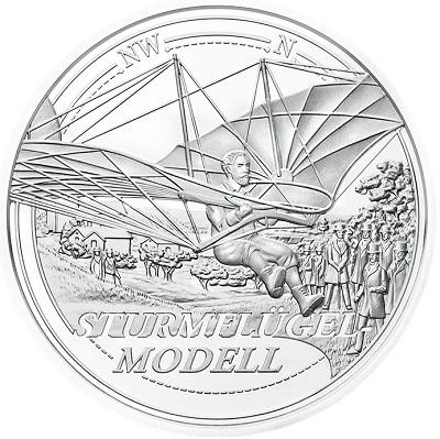 Il primo pioniere del volo a essere ricordasto è Otto Lilienthal, padre del moderno aliante