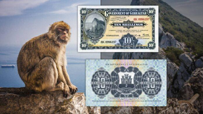 """A Gibilterra """"si replicano"""" i 10 scellini del 1934"""