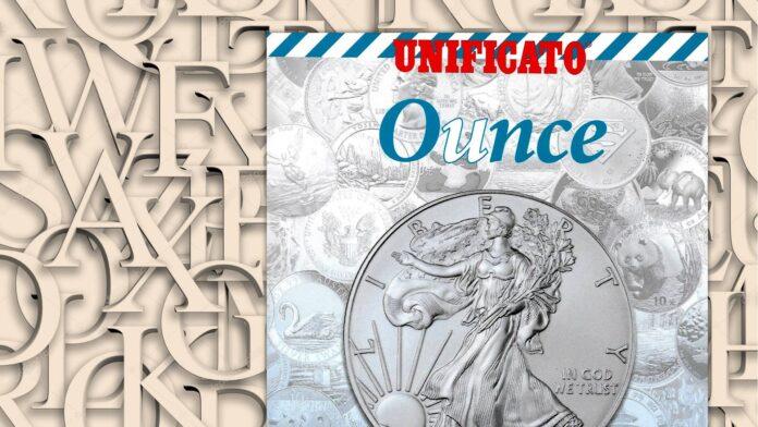 Ounce. New world silver coin catalogue OZ (Ag 999)