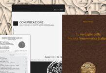Ultime pubblicazioni della Società Numismatica Italiana