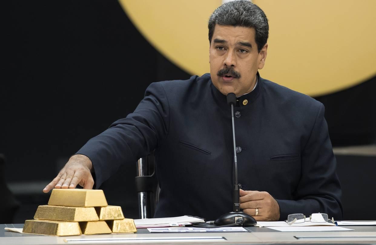 Presidente Venezuela Maduro