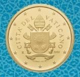 Come sempre, saranno solo i 50 eurocent la moneta vaticana ad avere un'effettiva circolazione