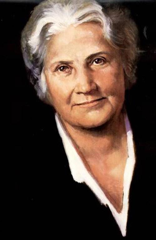 Le mille lire Maria Montessori sono le uniche dedicate, nella storia d'Italia, ad un personaggio femminile