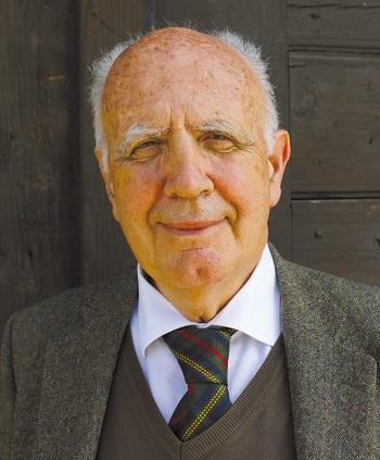 Helmut Rizzolli, curatore della mostra di Castel Roncolo