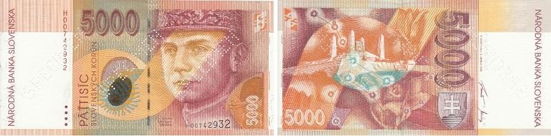 Ben prima dei 2 euro per Štefánik, al personaggio la Slovacchia aveva dedicato una banconota