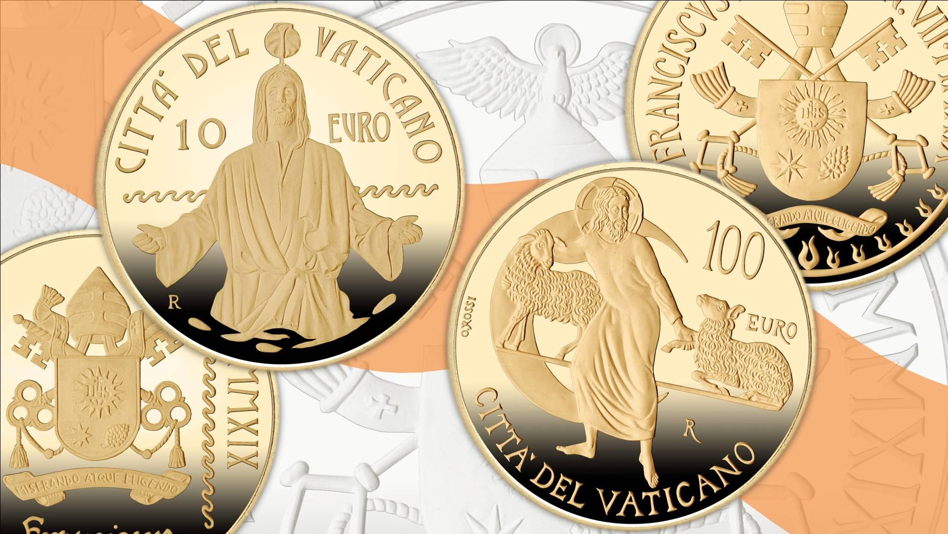 617323a71e Battesimo e costituzioni apostoliche: ecco a voi i nuovi aurei vaticani