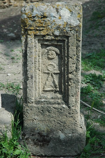 Stele da Cartagine con il simbolo della dea Tanit: nulla poterono, tuttavia, lei e Baal contro il nascente potere di Roma